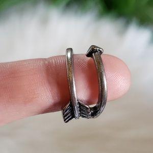 Vintage Jewelry - 🍂25% OFF 2+ | Vintage Arrow Wrap Ring
